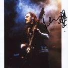 "Lemmy Motorhead SIGNED 8"" x 10"" Photo + Certificate Of Authentication 100% Genuine"