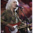 "Albert Lee (Blues Guitarist) SIGNED 8"" x 10"" Photo + Certificate Of Authentication 100% Genuine"