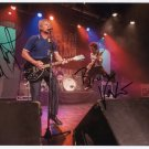 """From The Jam Bruce Foxton + 1 SIGNED 8"""" x 10"""" Photo + Certificate Of Authentication 100% Genuine"""