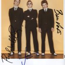The Jam (Band) Paul Weller SIGNED Photo 1st Generation PRINT Ltd 150 + Certificate / 6