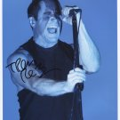 Trent Reznor Nine Inch Nails SIGNED Photo + Certificate Of Authentication 100% Genuine