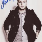 "James Arthur SIGNED 8"" x 10"" Photo + Certificate Of Authentication 100% Genuine"