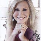 "Olivia Newton-John SIGNED 8"" x 10"" Photo + Certificate Of Authentication 100% Genuine"