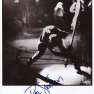 Paul Simonon The Clash SIGNED Photo + Certificate Of Authentication 100% Genuine