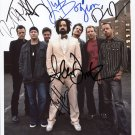 Counting Crows SIGNED Photo 1st Generation PRINT Ltd 150 + Certificate / 3