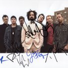 Counting Crows SIGNED Photo 1st Generation PRINT Ltd 150 + Certificate / 4