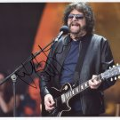 Jeff Lynne SIGNED Photo 1st Generation PRINT Ltd 150 + Certificate / 3