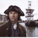 """Aidan Turner SIGNED 8"""" x 10"""" Photo + Certificate Of Authentication  100% Genuine"""