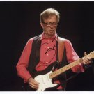 "Eric Clapton SIGNED 8"" x 10"" Photo + Certificate Of Authentication  100% Genuine"