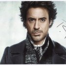 Robert Downey Jr SIGNED Photo + Certificate Of Authentication 100% Genuine