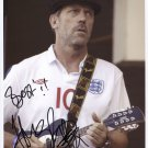 Hugh Laurie SIGNED Photo + Certificate Of Authentication 100% Genuine
