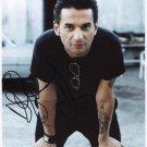 Dave Gahan Depeche Mode SIGNED Photo 1st Generation PRINT Ltd 150 + Certificate / 7
