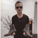 Dave Gahan Depeche Mode SIGNED Photo 1st Generation PRINT Ltd 150 + Certificate / 6