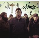 The Deftones (Band) FULLY SIGNED Photo + Certificate Of Authentication 100% Genuine