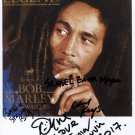 The Wailers (Band) SIGNED Photo + COA Lifetime Guarantee