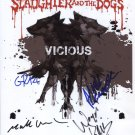 Slaughter & The Dogs (Punk Band) SIGNED Photo + COA Lifetime Guarantee