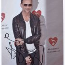 Dave Gahan SIGNED Photo 1st Generation PRINT Ltd 150 + Certificate / 8