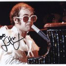 Elton John SIGNED Photo 1st Generation PRINT Ltd 150 + Certificate / 11