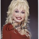Dolly Parton SIGNED  Photo + Certificate Of Authentication  100% Genuine