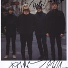 The Charlatans U.K. (Band) Tim Burgess SIGNED Photo + Certificate Of Authentication 100% Genuine