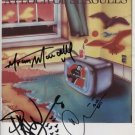 A Flock Of Seagulls FULLY SIGNED Photo + Certificate Of Authentication 100% Genuine
