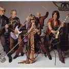 Aerosmith Steve Tyler Joe Perry SIGNED Photo 1st Generation PRINT Ltd 150 + Certificate / 1