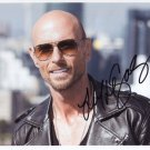 "Luke Goss (Bros Singer Actor) SIGNED 8"" x 10"" Photo + Certiificate Of Authentication 100% Genuine"