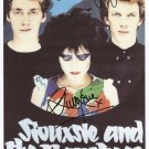 """Siouxsie Sioux And The Banshees SIGNED 8"""" x 10"""" Photo + Certificate Of Authentication 100% Genuine"""