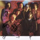 King Gizzard Wizard Lizard SIGNED Photo 1st Generation PRINT Ltd 150 + Certificate / 1