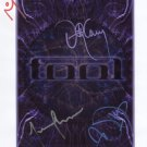 """Tool (Band) Danny Carey FULLY SIGNED 8"""" x 10"""" Photo + Certificate Of Authentication 100% Genuine"""