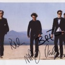 The Killers (Band) Brandon Flowers FULLY SIGNED Photo + Certificate Of Authentication  100% Genuine