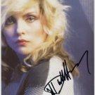 "Deborah Harry Blondie SIGNED 8"" x 10"" Photo + Certificate Of Authentication 100% Genuine"