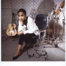 Sade Adu (Singer) SIGNED Photo Certificate Of Authentication 100% Genuine