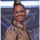 Alicia Keys SIGNED Photo 1st Generation PRINT Ltd 150 + Certificate / 2