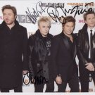 Duran Duran FULLY SIGNED Photo + Certificate Of Authentication 100% Genuine