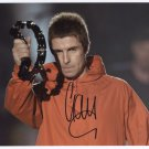 Liam Gallagher SIGNED Photo 1st Generation PRINT Ltd 150 + Certificate / 7