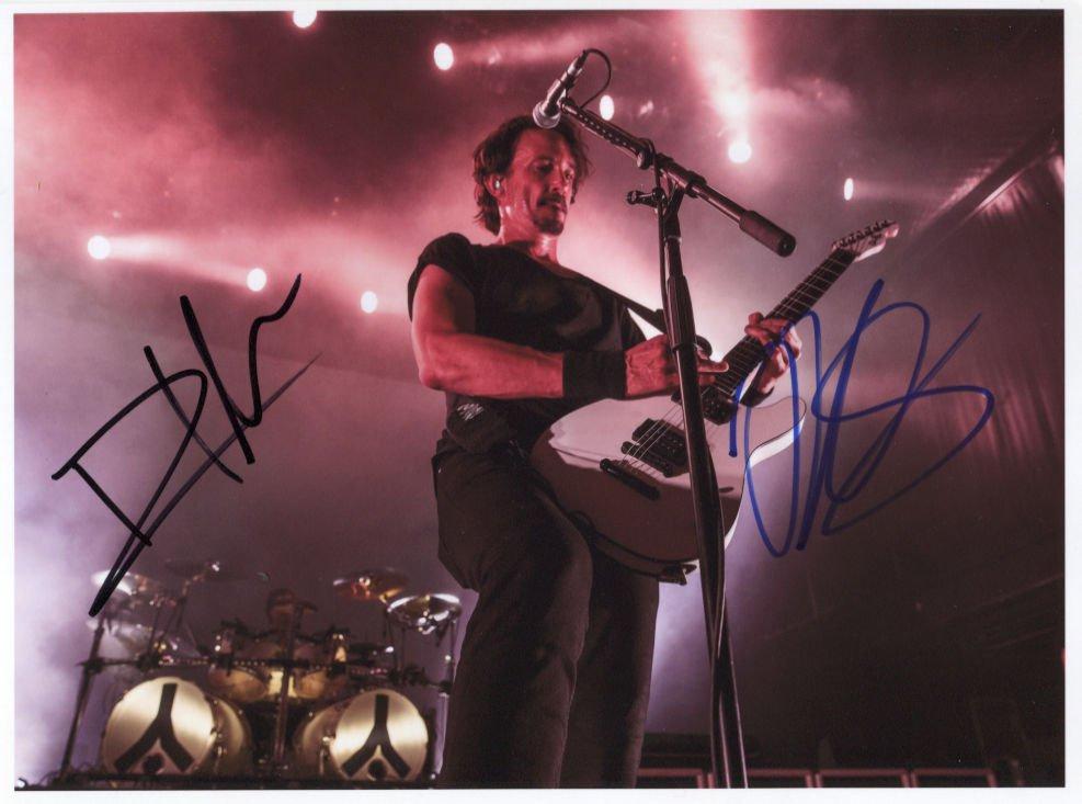 Gojira (Band) Joe Mario Duplantier SIGNED Photo + Certificate Of Authentication 100% Genuine