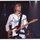 "Justin Hayward SIGNED 8"" x 10"" Photo + Certificate Of Authentication  100% Genuine"