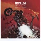 Meat Loaf Meatloaf SIGNED Photo + Certificate Of Authentication 100% Genuine