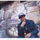 """Grandmaster Flash SIGNED 8"""" x 10"""" Photo + Certificate Of Authentication  100% Genuine"""