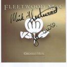Fleetwood Mac John McVie & Mick Fleetwood SIGNED Photo + Certificate Of Authentication 100% Gen.