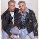 Bros Matt Luke Goss SIGNED Photo 1st Generation PRINT Ltd 150 + Certificate / 4