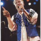 """Johnny Rotten Sex Pistols SIGNED 8"""" x 10"""" Photo + Certificate Of Authentication  100% Genuine"""