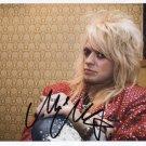 """Michael Monroe Hanoi Rocks SIGNED 8"""" x 10"""" Photo + COA Guarantee"""