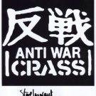 "Steve Ignorant Crass (Punk Band) SIGNED 8"" x 10"" Photo + COA Guarantee"