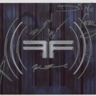 Fear Factory FULLY SIGNED Photo + Certificate Of Authentication 100% Genuine