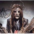 Slipknot Joey Jordison SIGNED Photo 1st Generation PRINT Ltd 150 + Certificate / 2