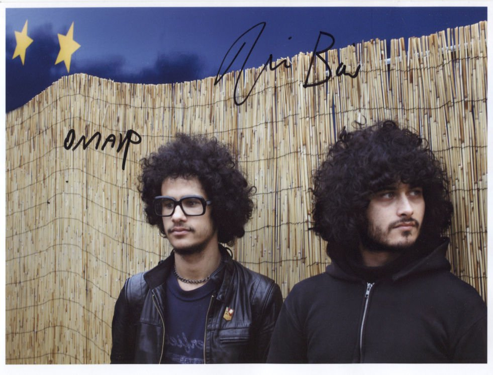 """Mars Volta (Band) SIGNED 8"""" x 10"""" Photo + Certificate Of Authentication  100% Genuine"""