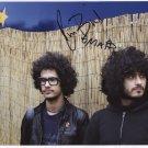 Mars Volta (Band) SIGNED Photo 1st Generation PRINT Ltd 150 + Certificate / 1