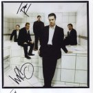 Faith No More SIGNED Photo + Certificate Of Authentication 100% Genuine
